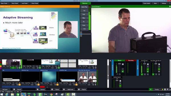 Phần mềm livestream miễn phí